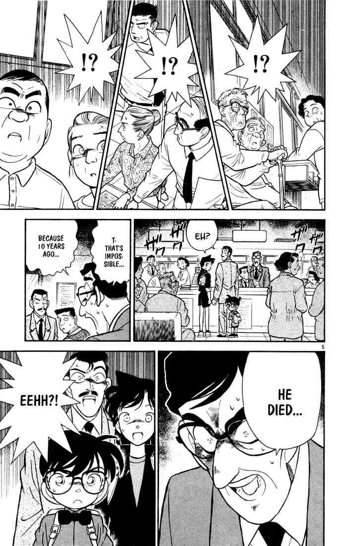 Detective Conan Chapter 62  Online Free Manga Read Image 5