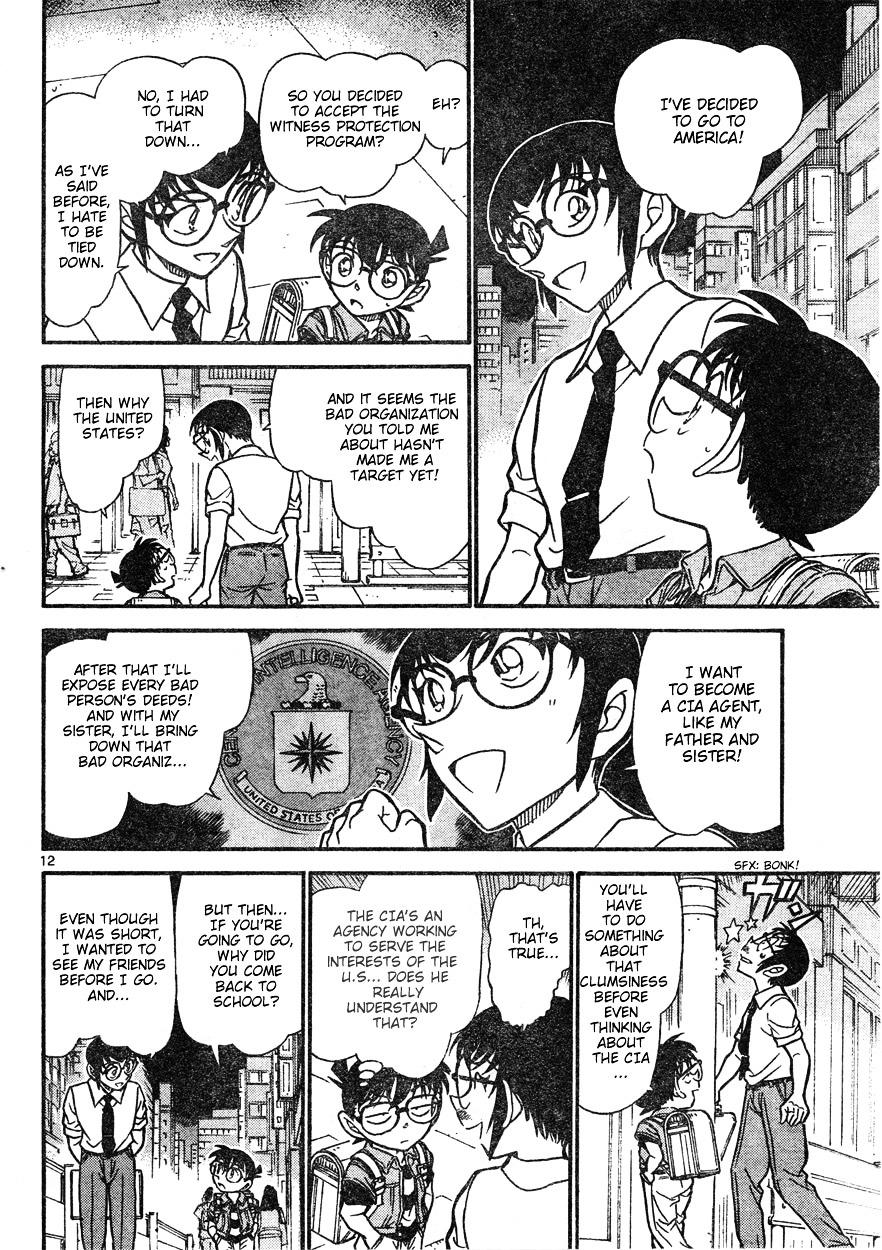 Detective Conan Chapter 621  Online Free Manga Read Image 12