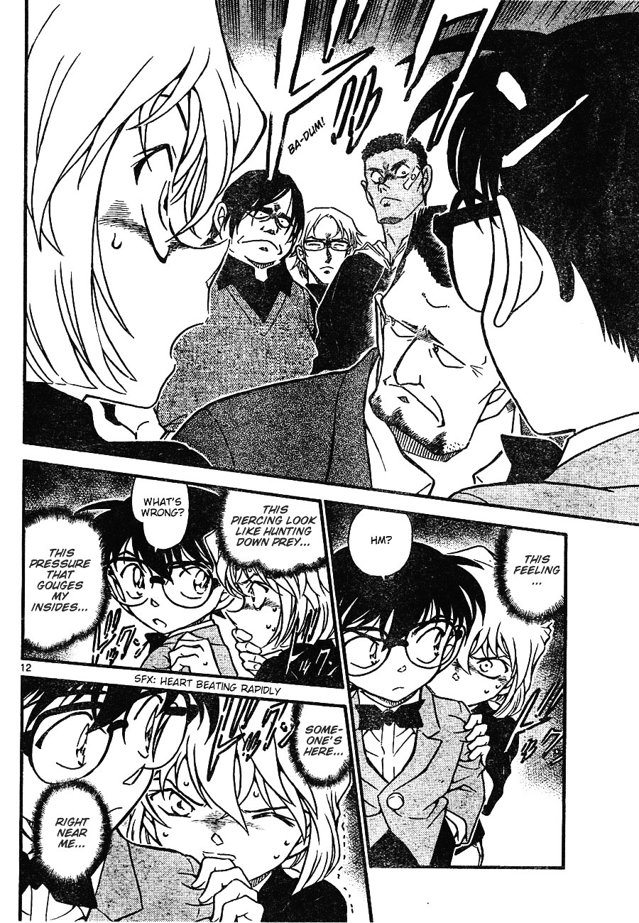 Detective Conan Chapter 622  Online Free Manga Read Image 12