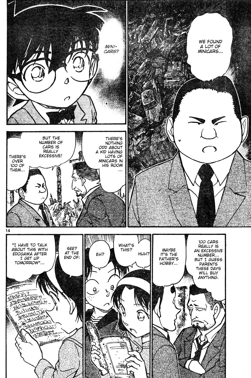 Detective Conan Chapter 623  Online Free Manga Read Image 14