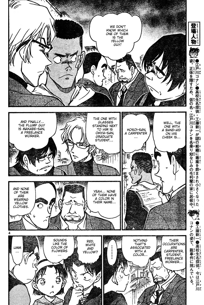 Detective Conan Chapter 623  Online Free Manga Read Image 4