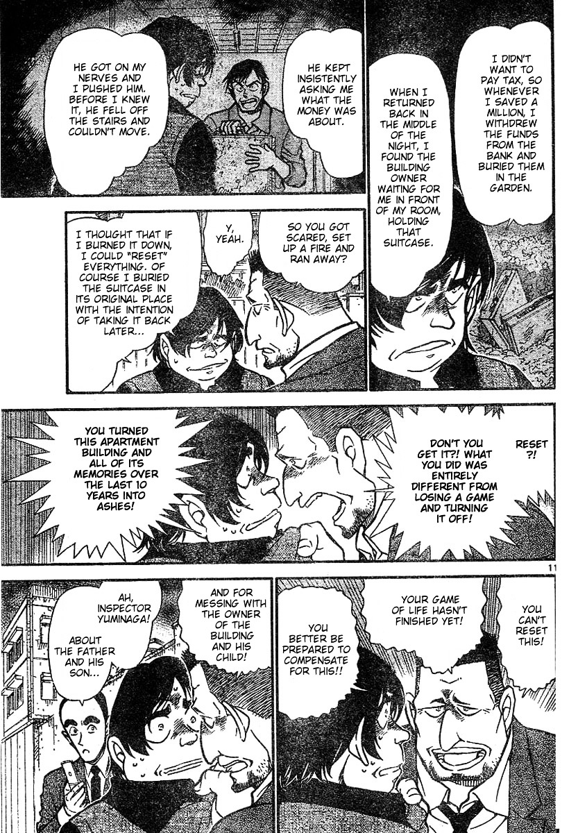 Detective Conan Chapter 624  Online Free Manga Read Image 11