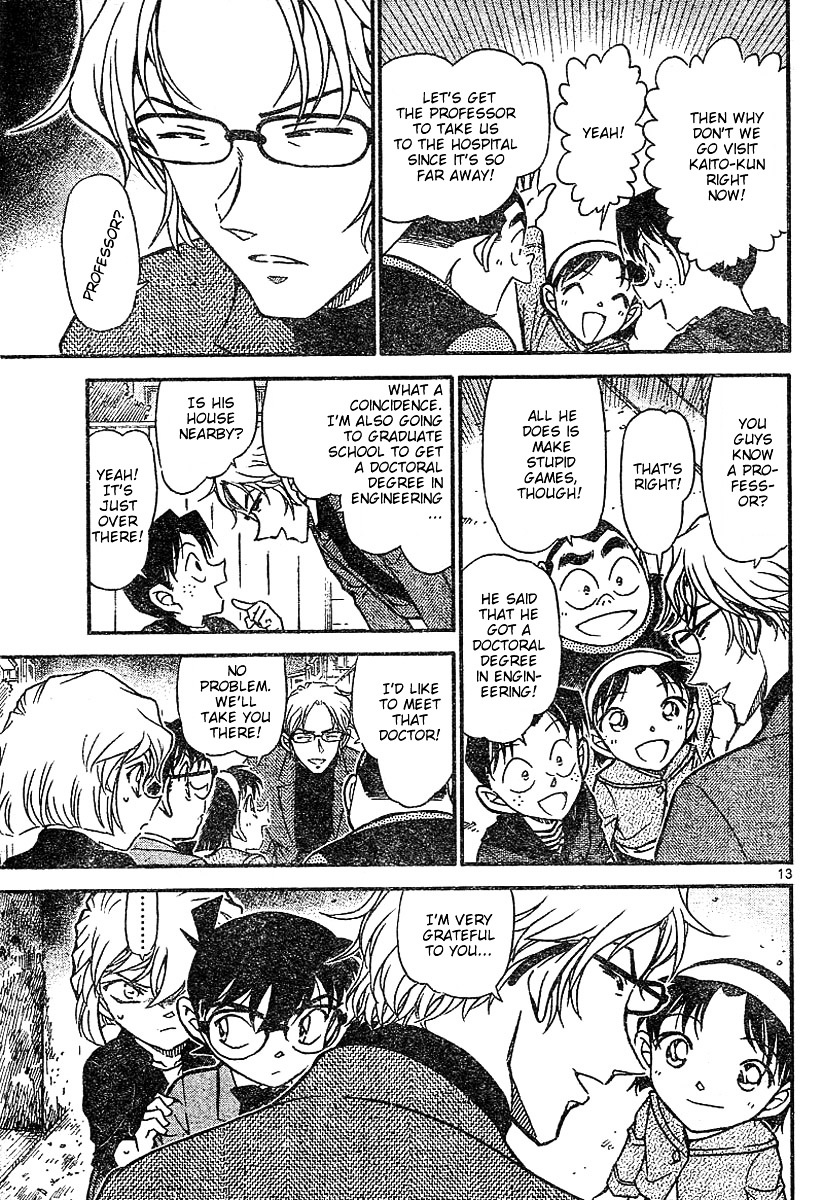 Detective Conan Chapter 624  Online Free Manga Read Image 13