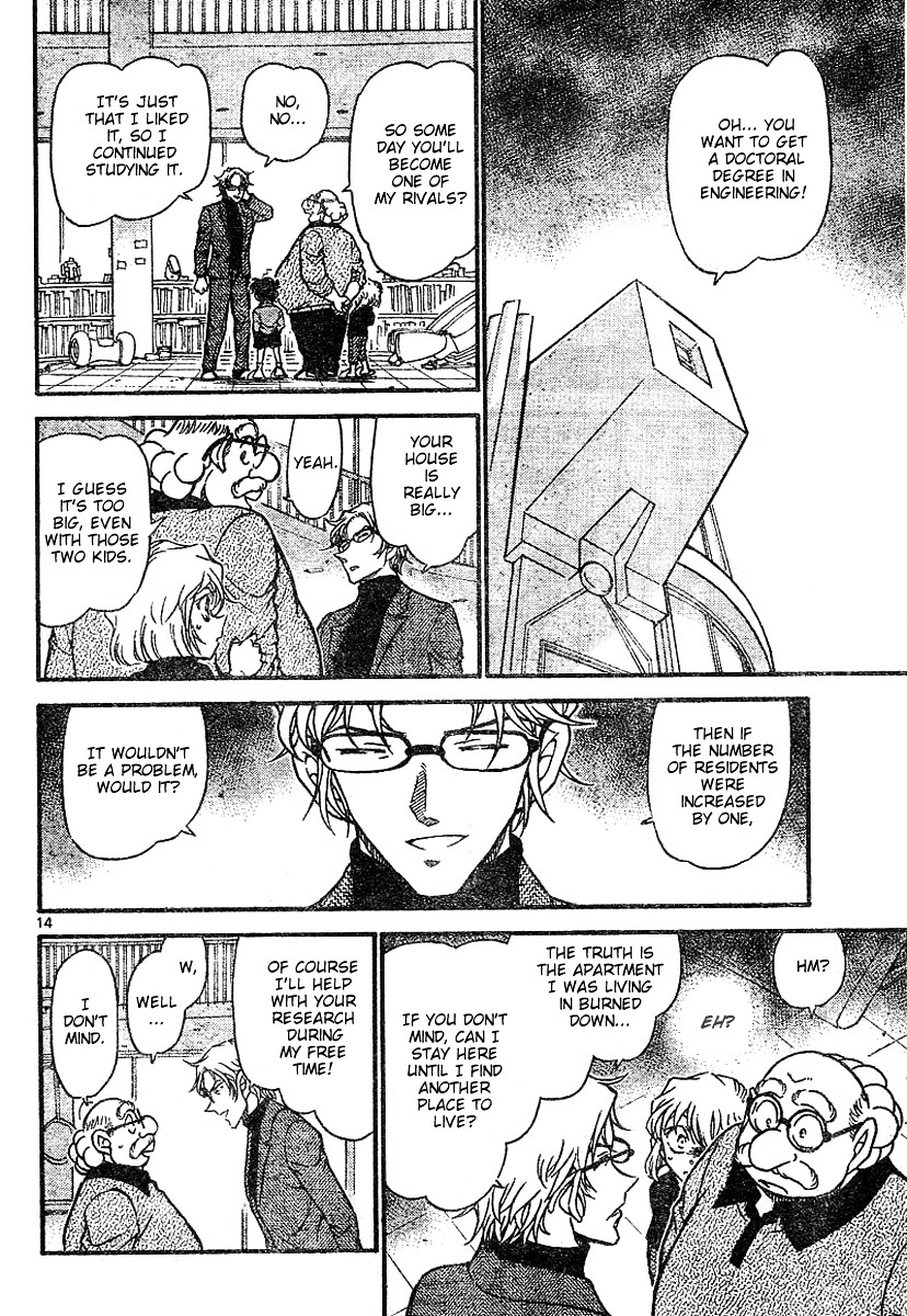 Detective Conan Chapter 624  Online Free Manga Read Image 14