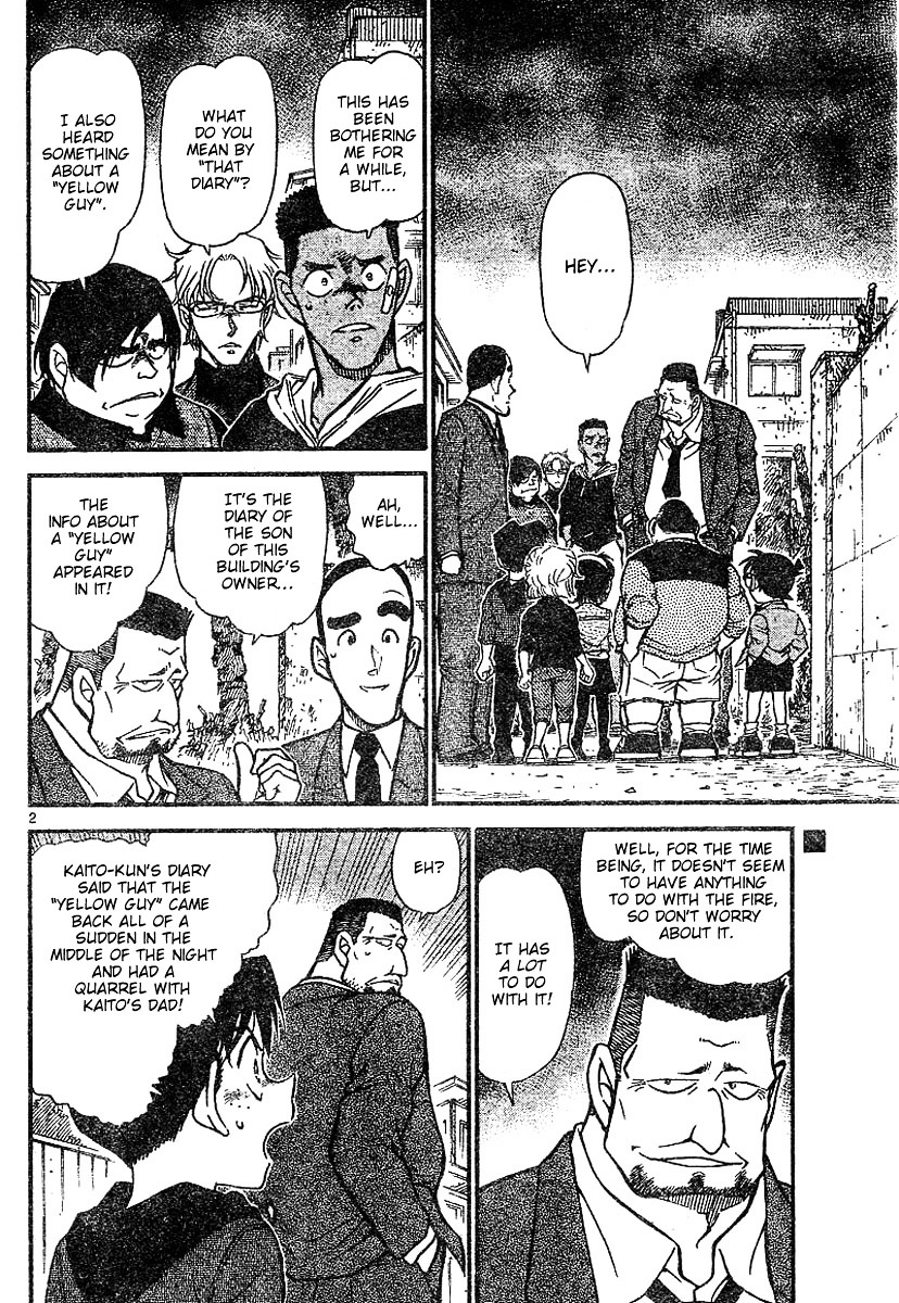 Detective Conan Chapter 624  Online Free Manga Read Image 2