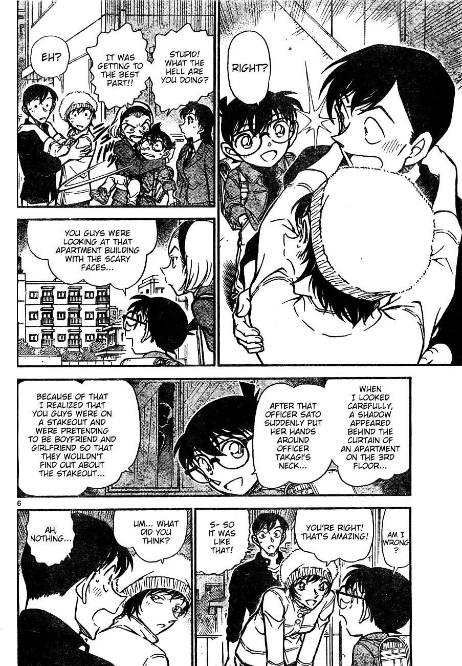 Detective Conan Chapter 625  Online Free Manga Read Image 6