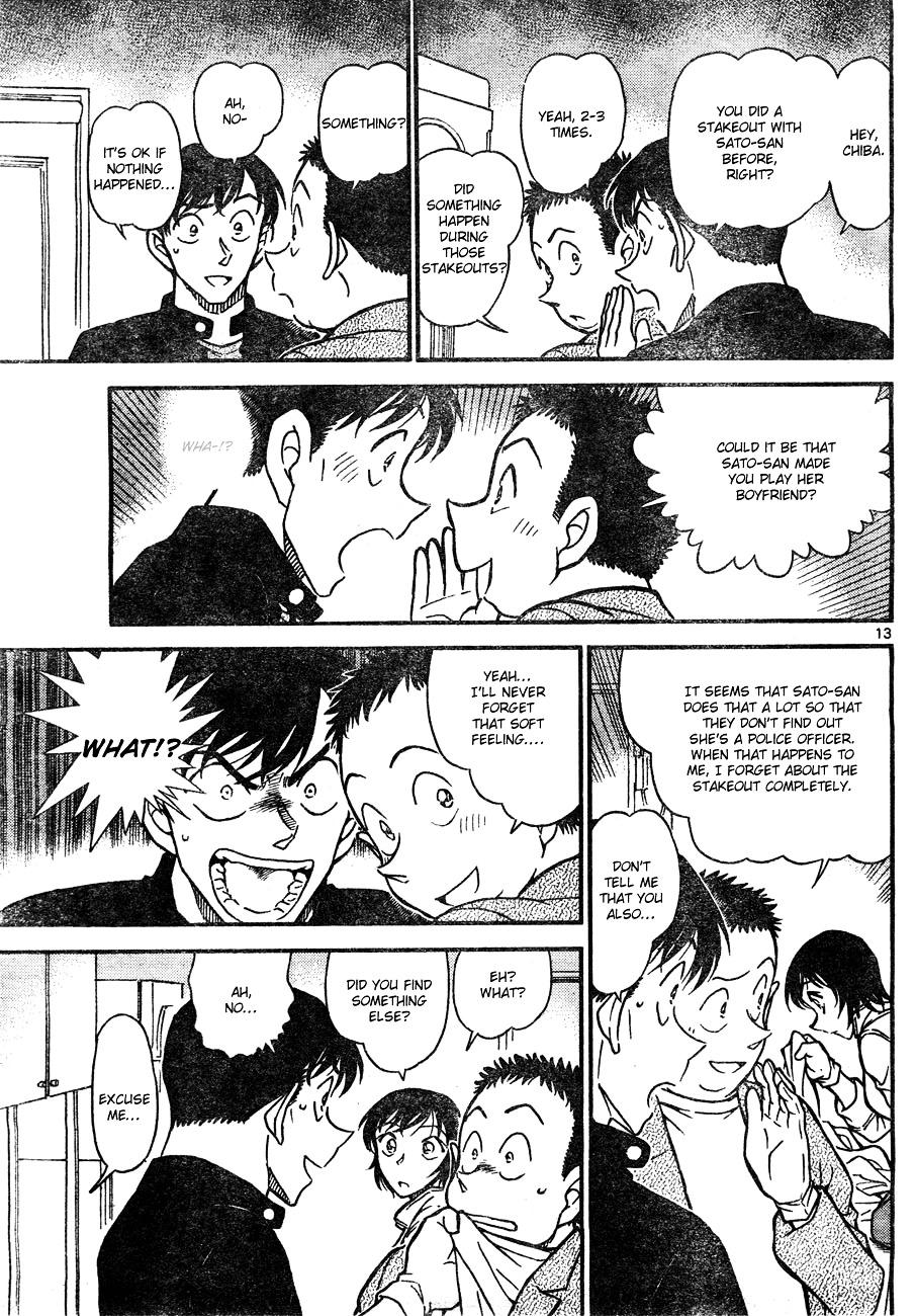 Detective Conan Chapter 626  Online Free Manga Read Image 13