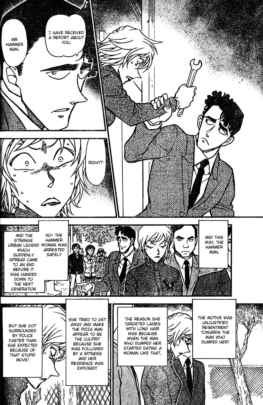 Detective Conan Chapter 627  Online Free Manga Read Image 12