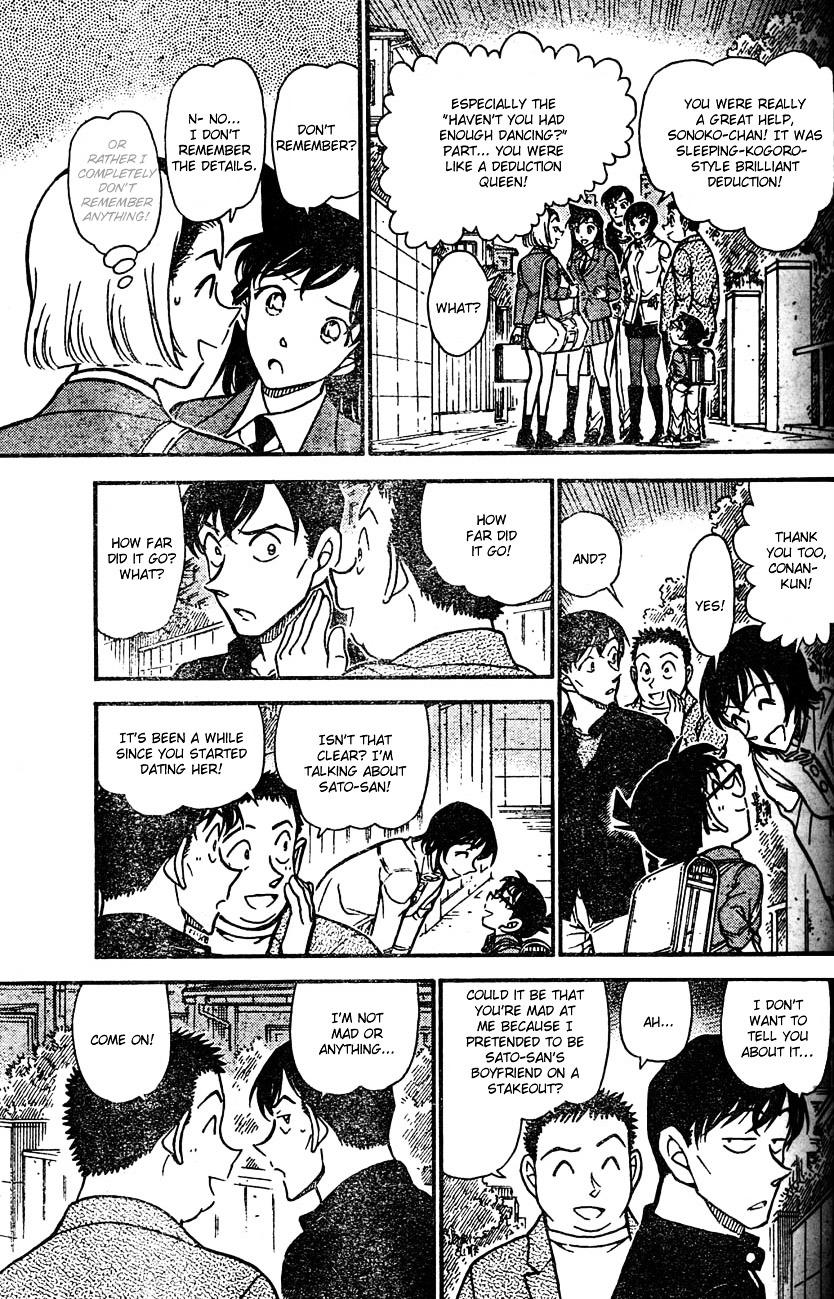 Detective Conan Chapter 627  Online Free Manga Read Image 13