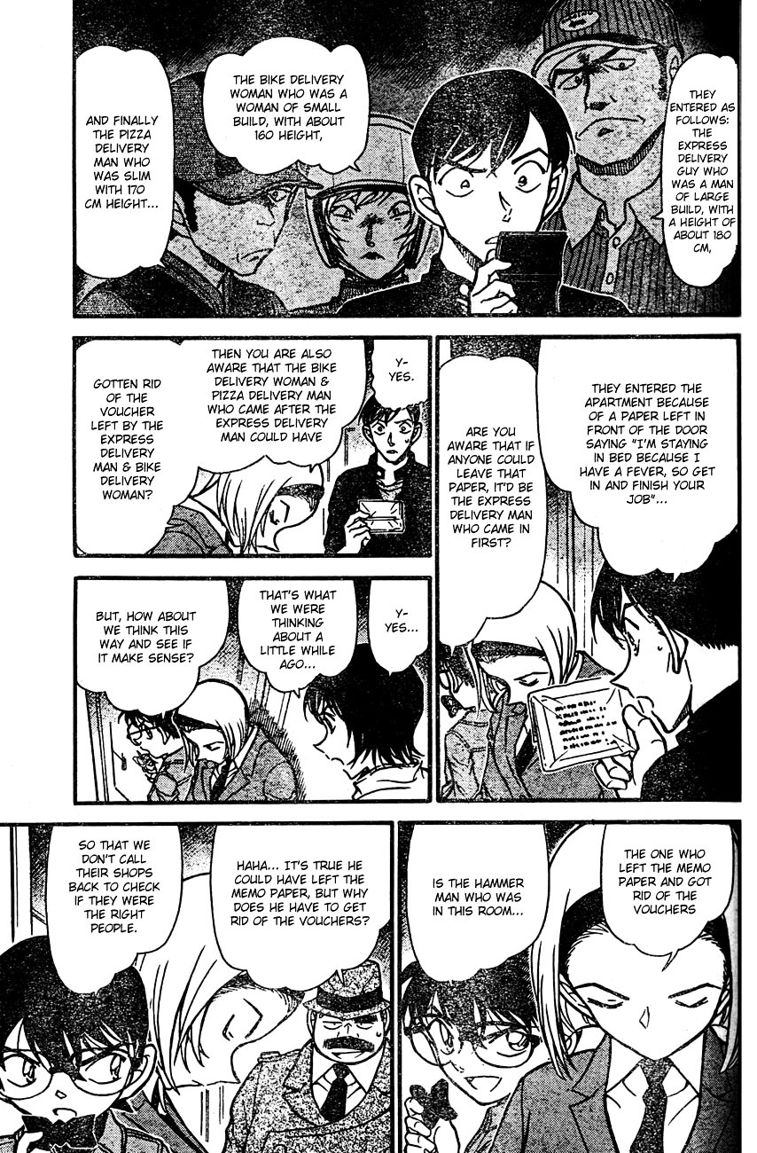 Detective Conan Chapter 627  Online Free Manga Read Image 5