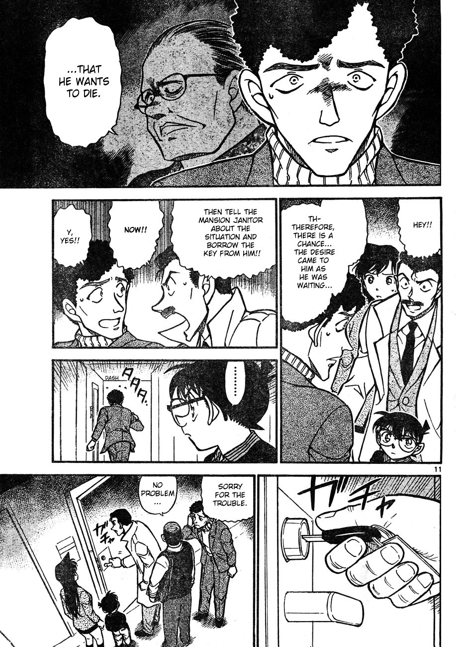 Detective Conan Chapter 628  Online Free Manga Read Image 11
