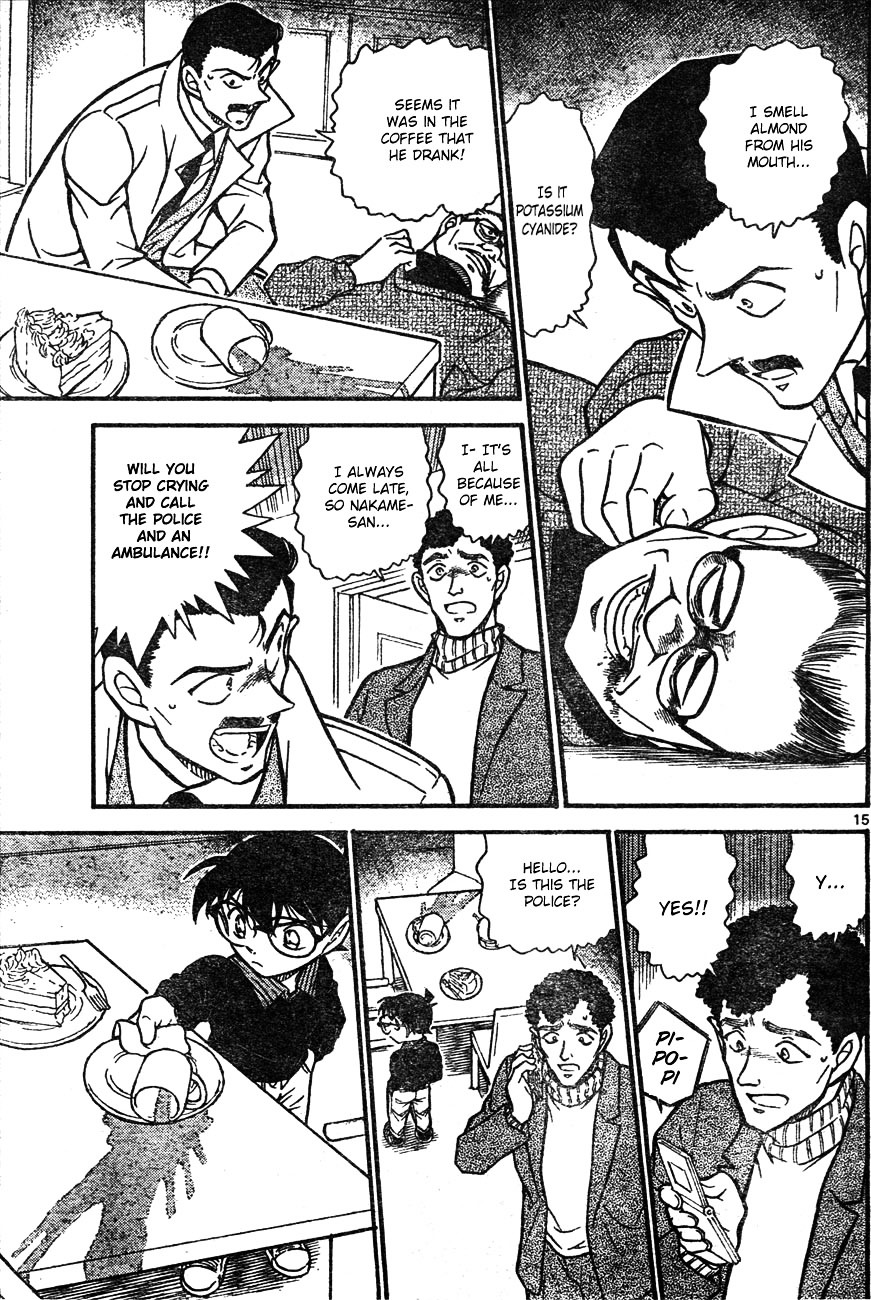 Detective Conan Chapter 628  Online Free Manga Read Image 15
