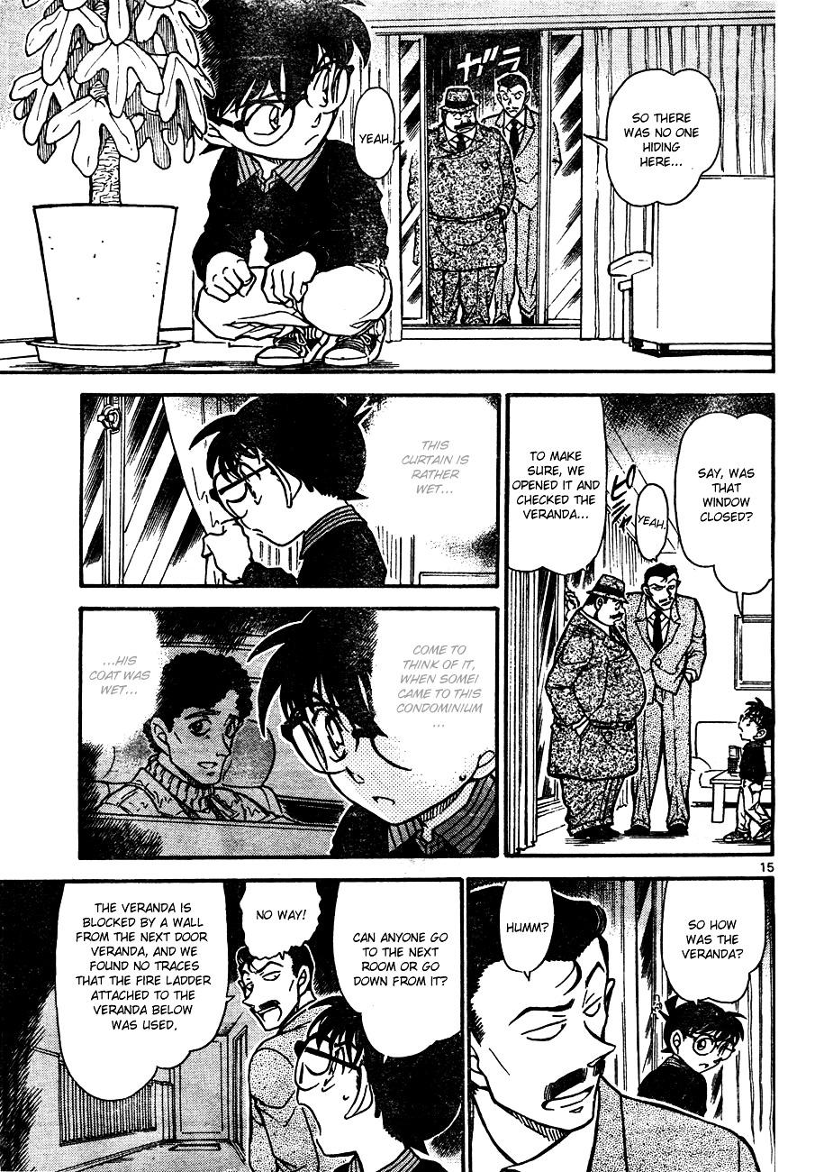 Detective Conan Chapter 629  Online Free Manga Read Image 15