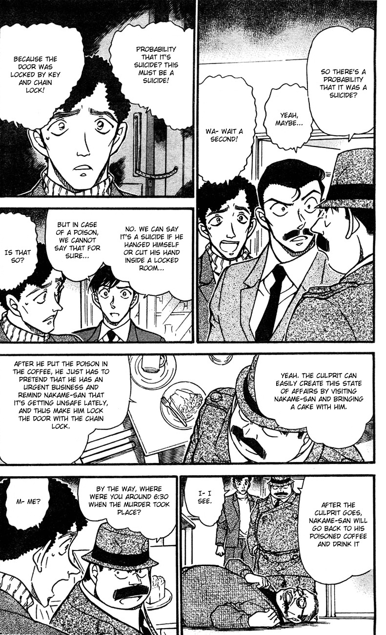 Detective Conan Chapter 629  Online Free Manga Read Image 4