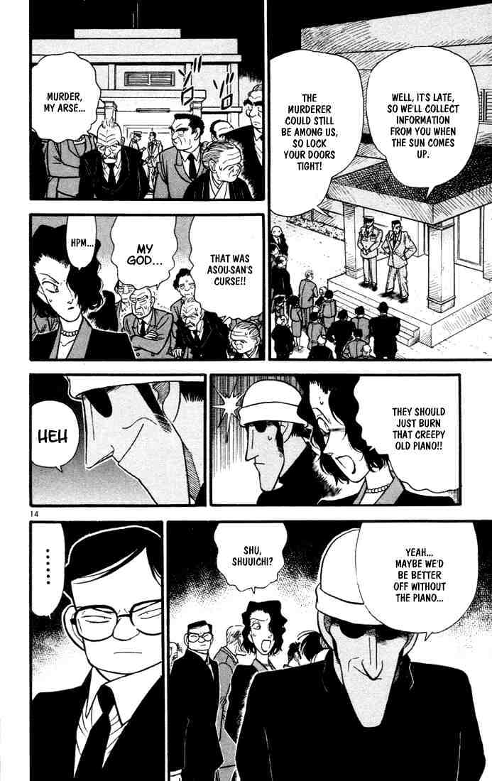 Detective Conan Chapter 63  Online Free Manga Read Image 14