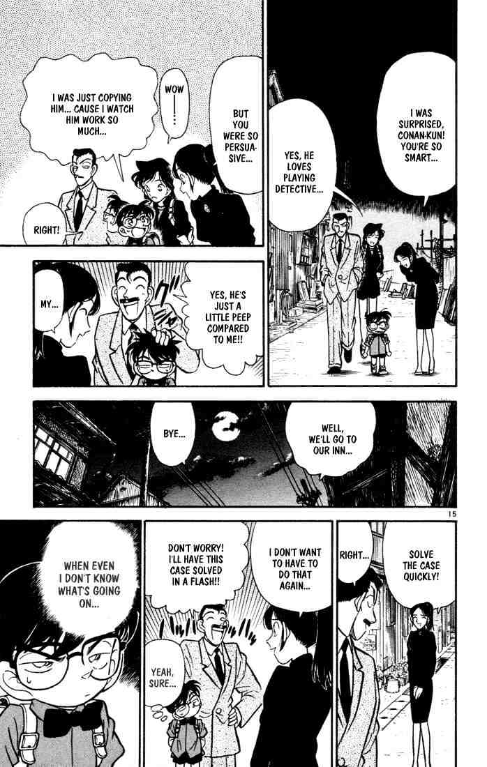 Detective Conan Chapter 63  Online Free Manga Read Image 15