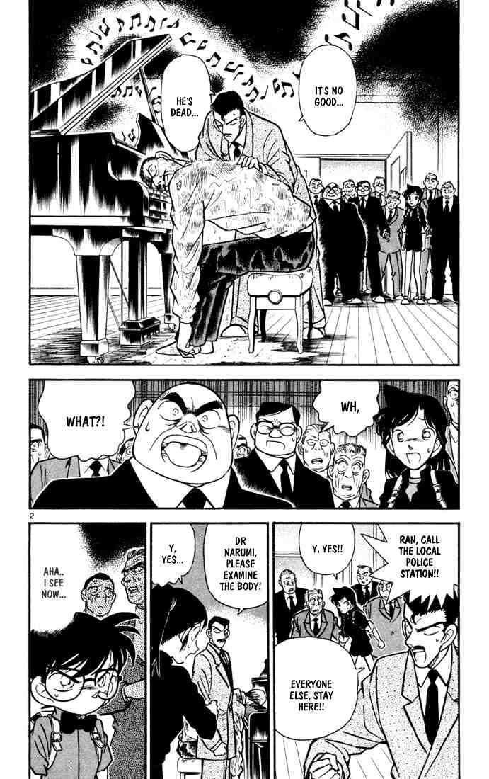 Detective Conan Chapter 63  Online Free Manga Read Image 2