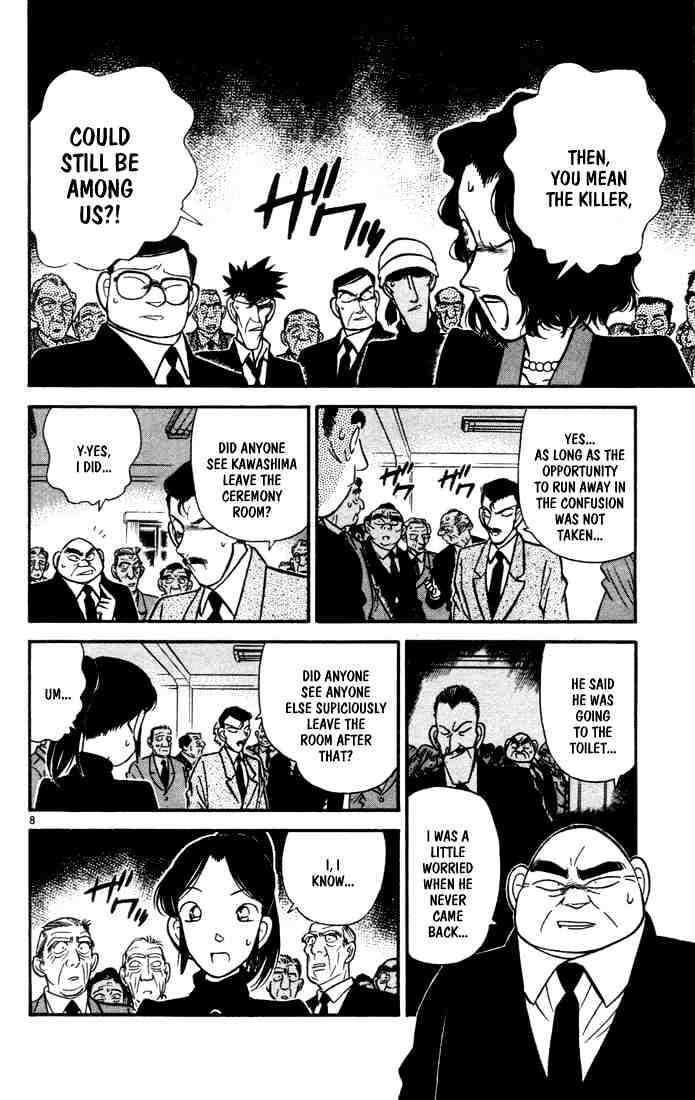 Detective Conan Chapter 63  Online Free Manga Read Image 8