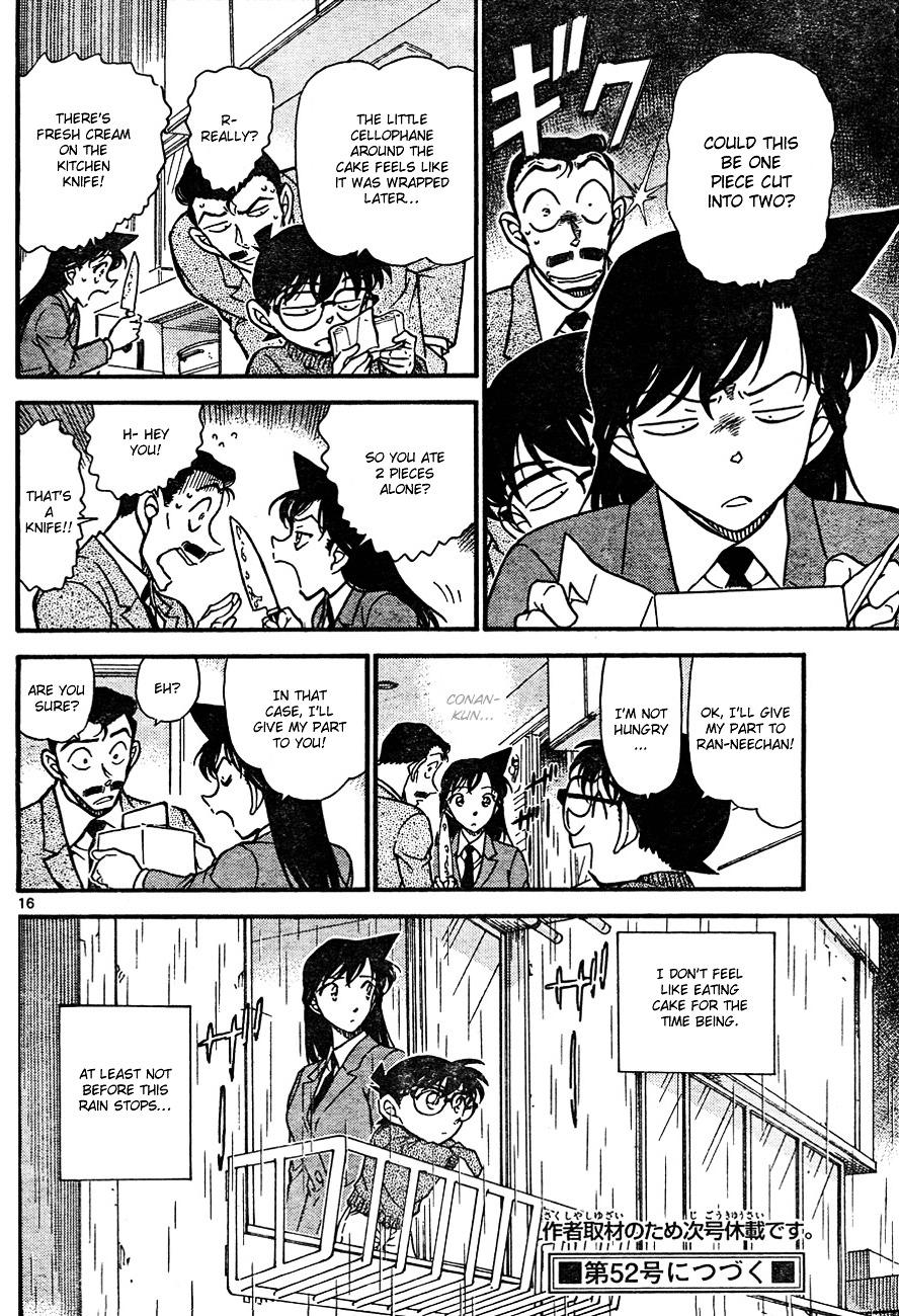 Detective Conan Chapter 630  Online Free Manga Read Image 16