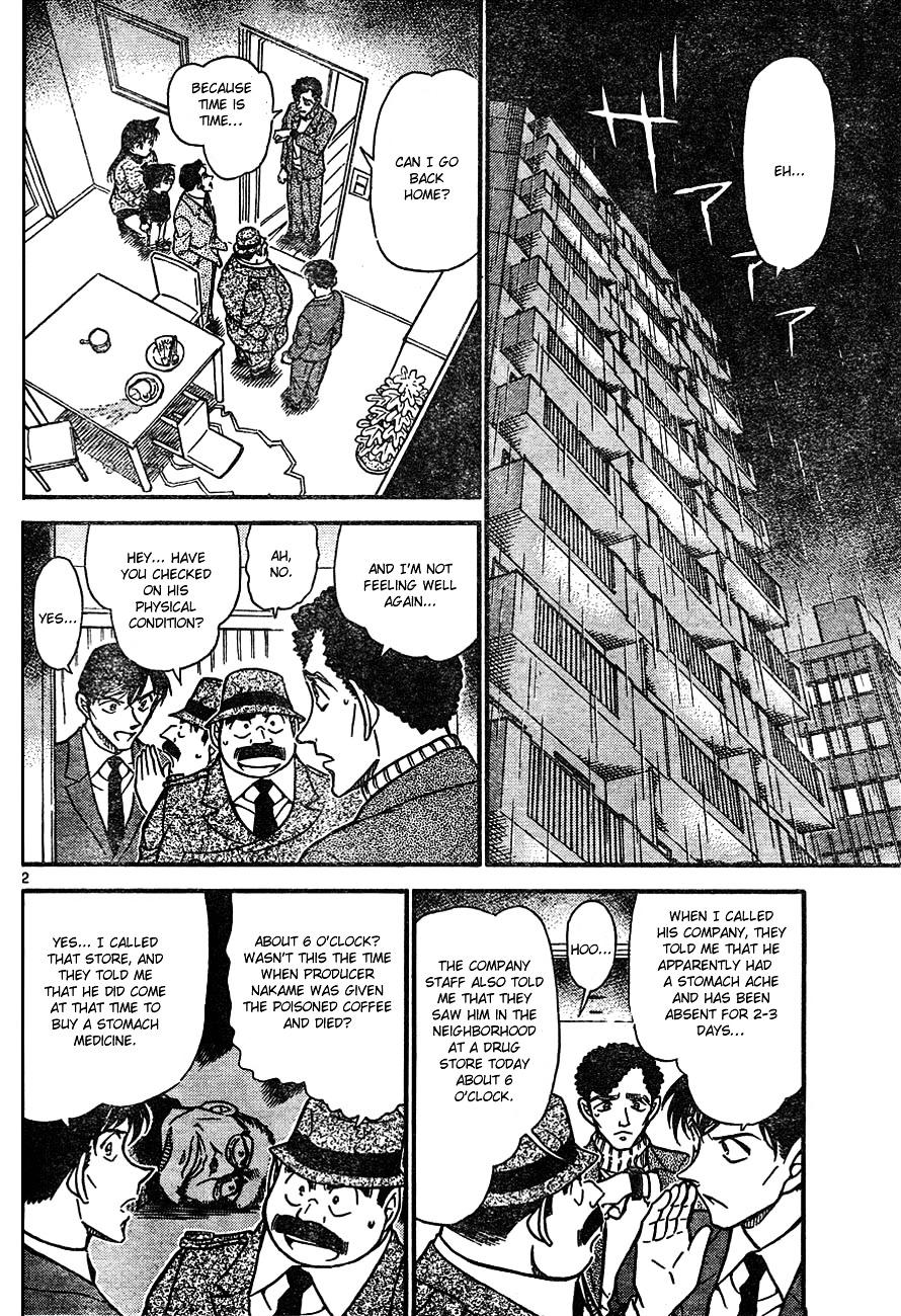 Detective Conan Chapter 630  Online Free Manga Read Image 2