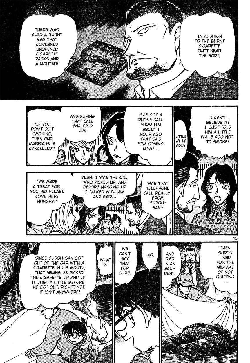 Detective Conan Chapter 635  Online Free Manga Read Image 15