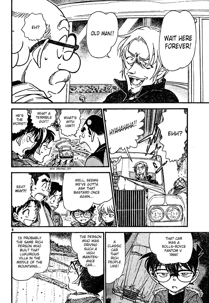 Detective Conan Chapter 635  Online Free Manga Read Image 8