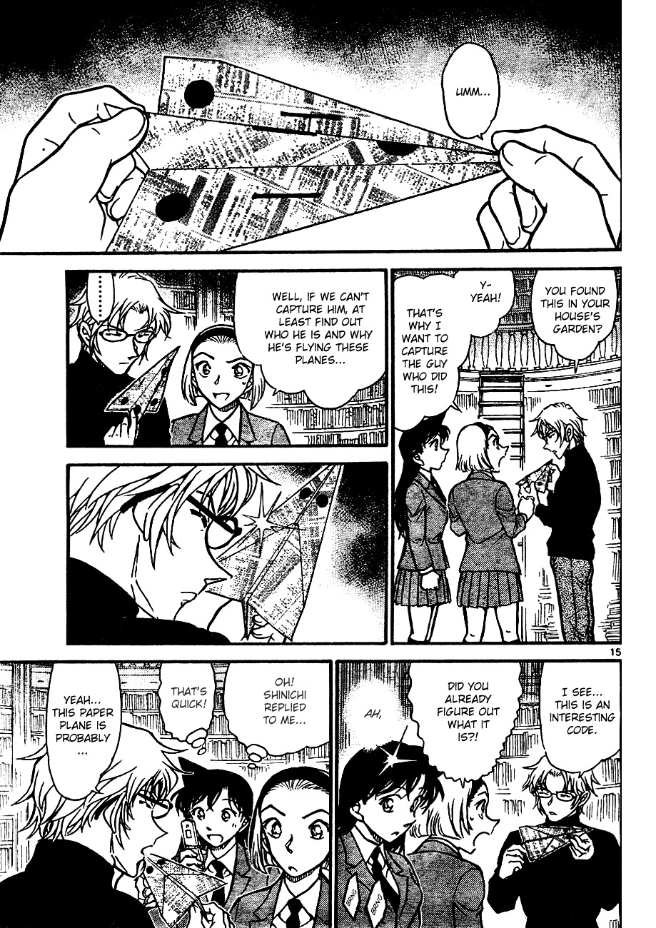 Detective Conan Chapter 638  Online Free Manga Read Image 15