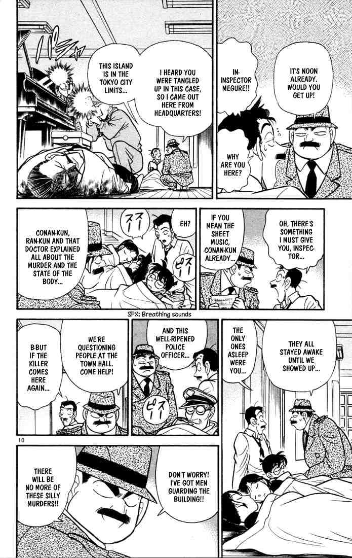 Detective Conan Chapter 64  Online Free Manga Read Image 10