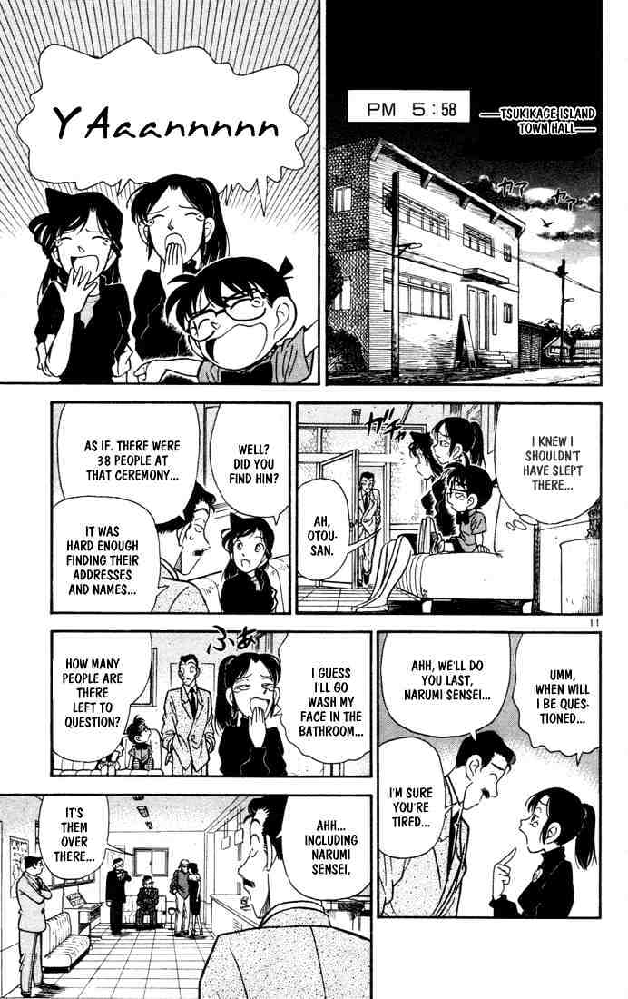 Detective Conan Chapter 64  Online Free Manga Read Image 11