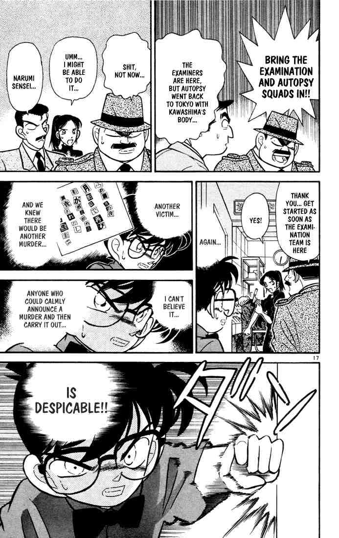 Detective Conan Chapter 64  Online Free Manga Read Image 17