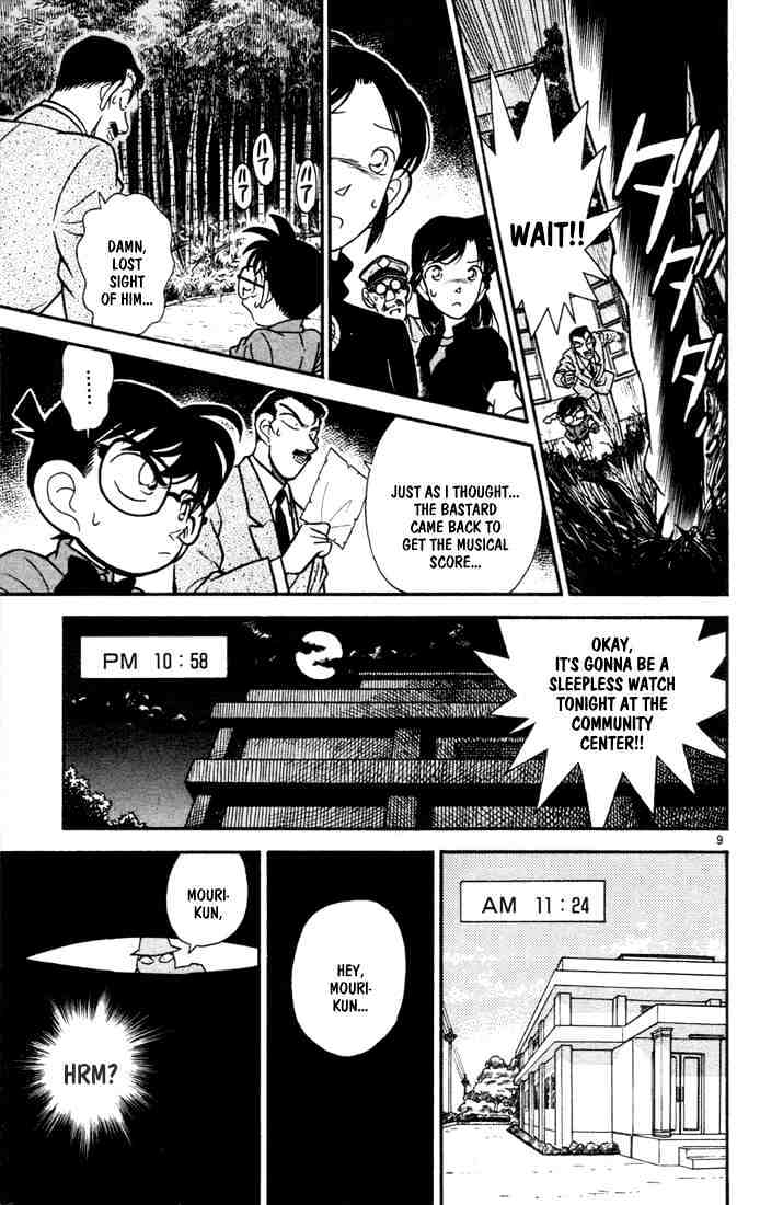 Detective Conan Chapter 64  Online Free Manga Read Image 9