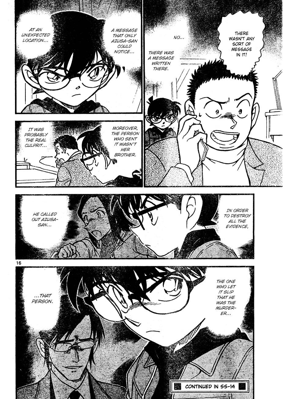 Detective Conan Chapter 641  Online Free Manga Read Image 16