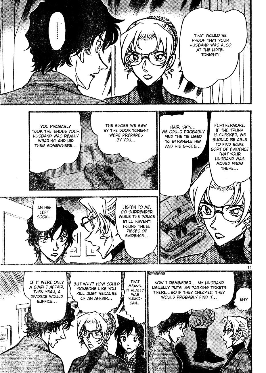Detective Conan Chapter 645  Online Free Manga Read Image 11