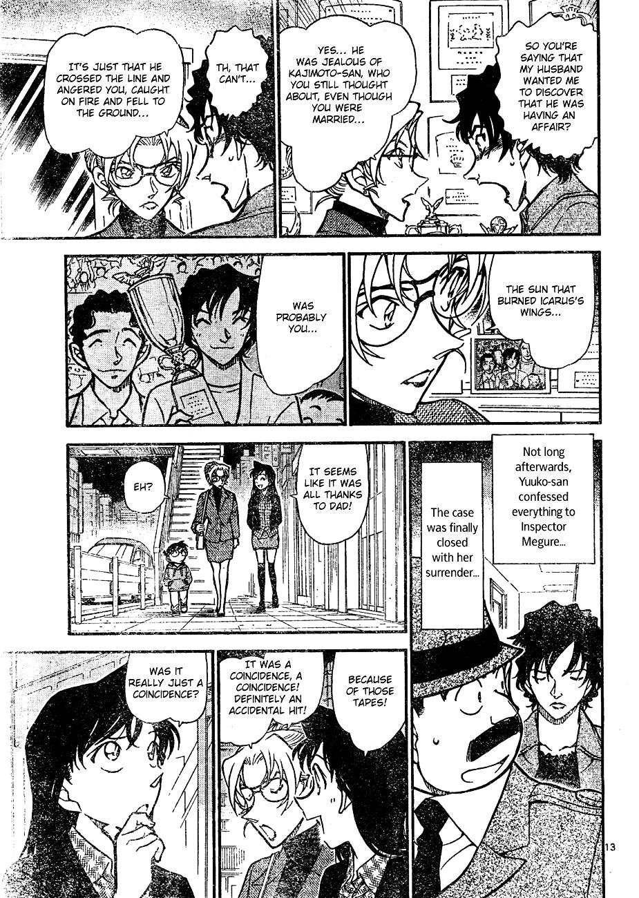 Detective Conan Chapter 645  Online Free Manga Read Image 13