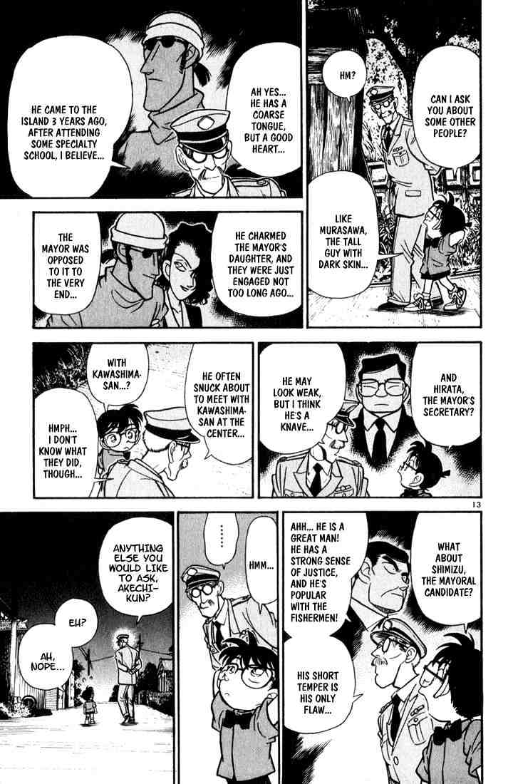 Detective Conan Chapter 65  Online Free Manga Read Image 13