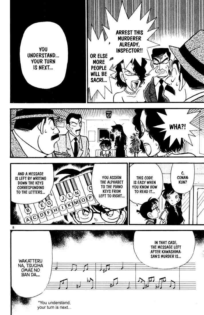 Detective Conan Chapter 65  Online Free Manga Read Image 8