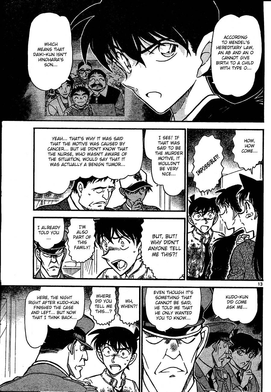 Detective Conan Chapter 651  Online Free Manga Read Image 13