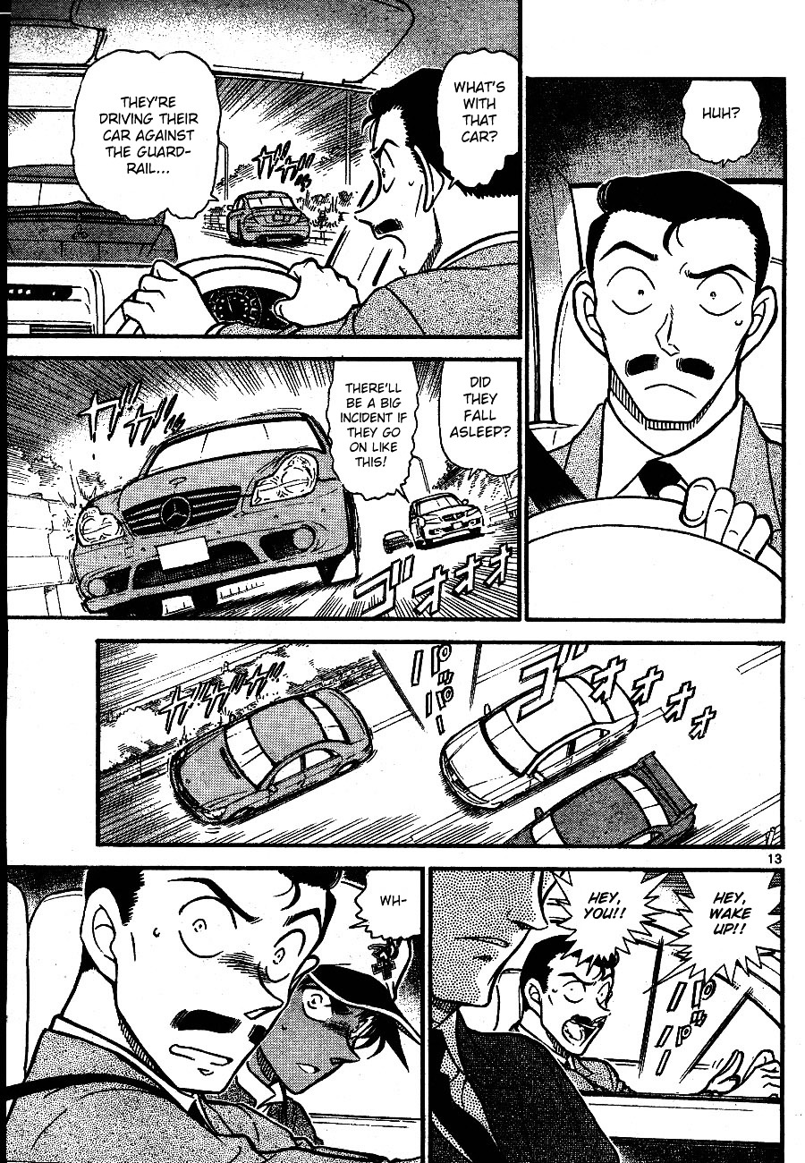 Detective Conan Chapter 652  Online Free Manga Read Image 13