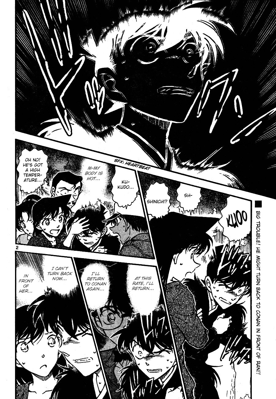 Detective Conan Chapter 652  Online Free Manga Read Image 2