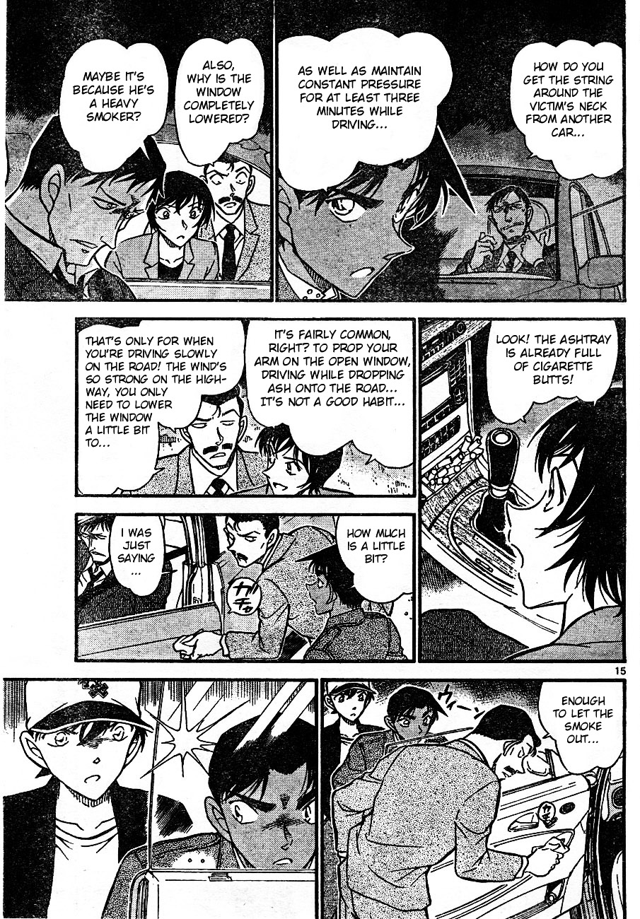 Detective Conan Chapter 653  Online Free Manga Read Image 15