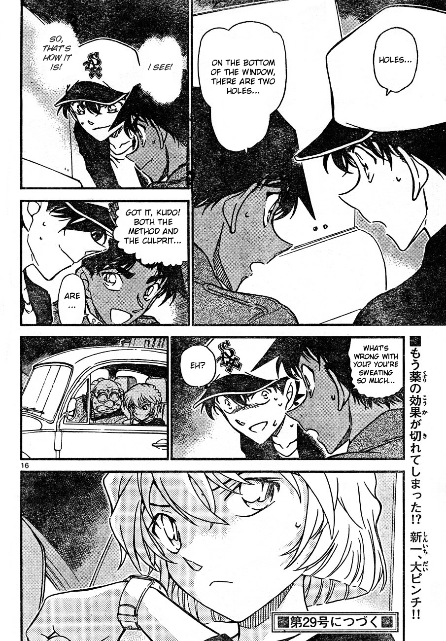 Detective Conan Chapter 653  Online Free Manga Read Image 16