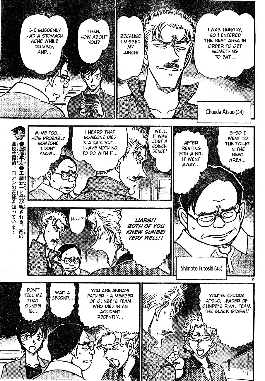 Detective Conan Chapter 653  Online Free Manga Read Image 9
