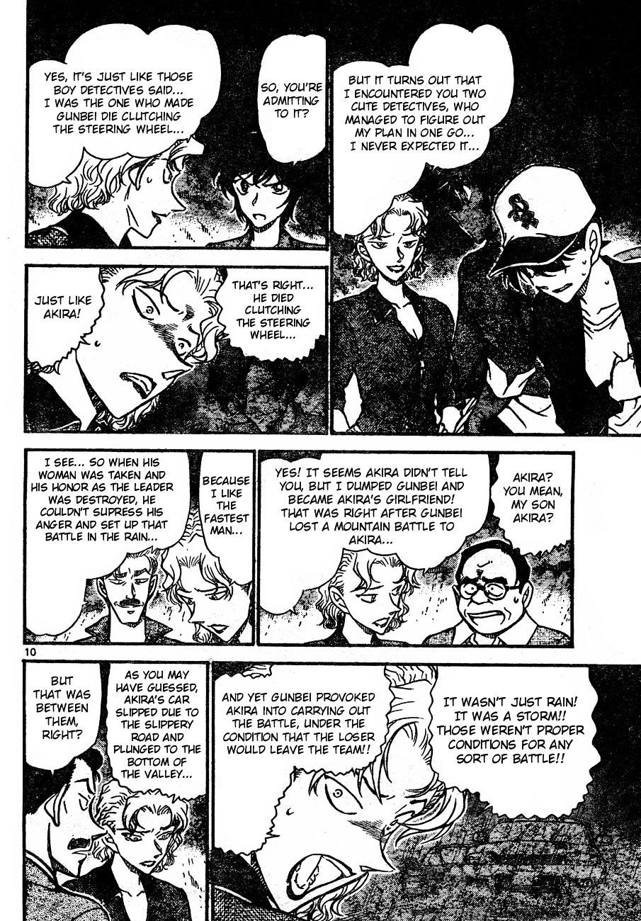 Detective Conan Chapter 654  Online Free Manga Read Image 10