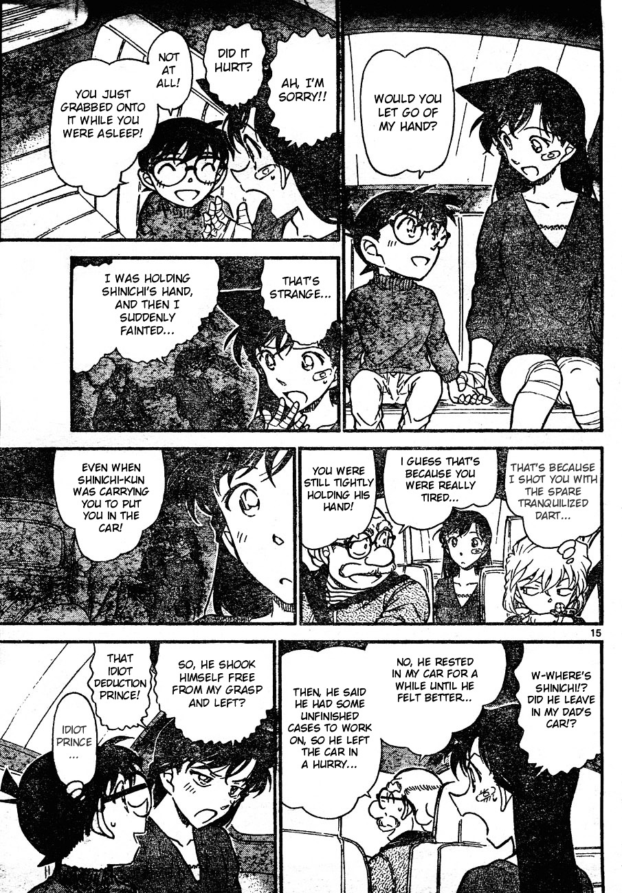 Detective Conan Chapter 654  Online Free Manga Read Image 15