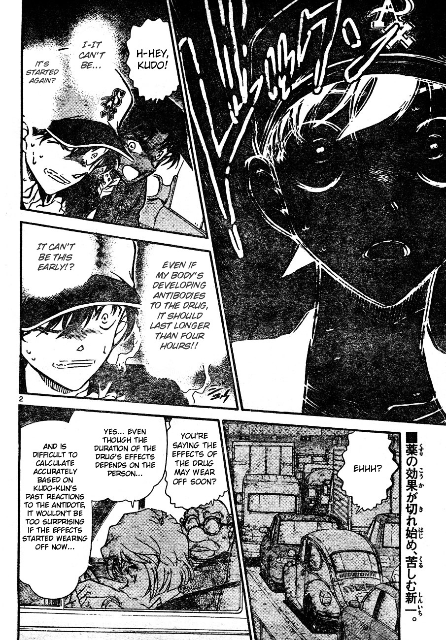Detective Conan Chapter 654  Online Free Manga Read Image 2