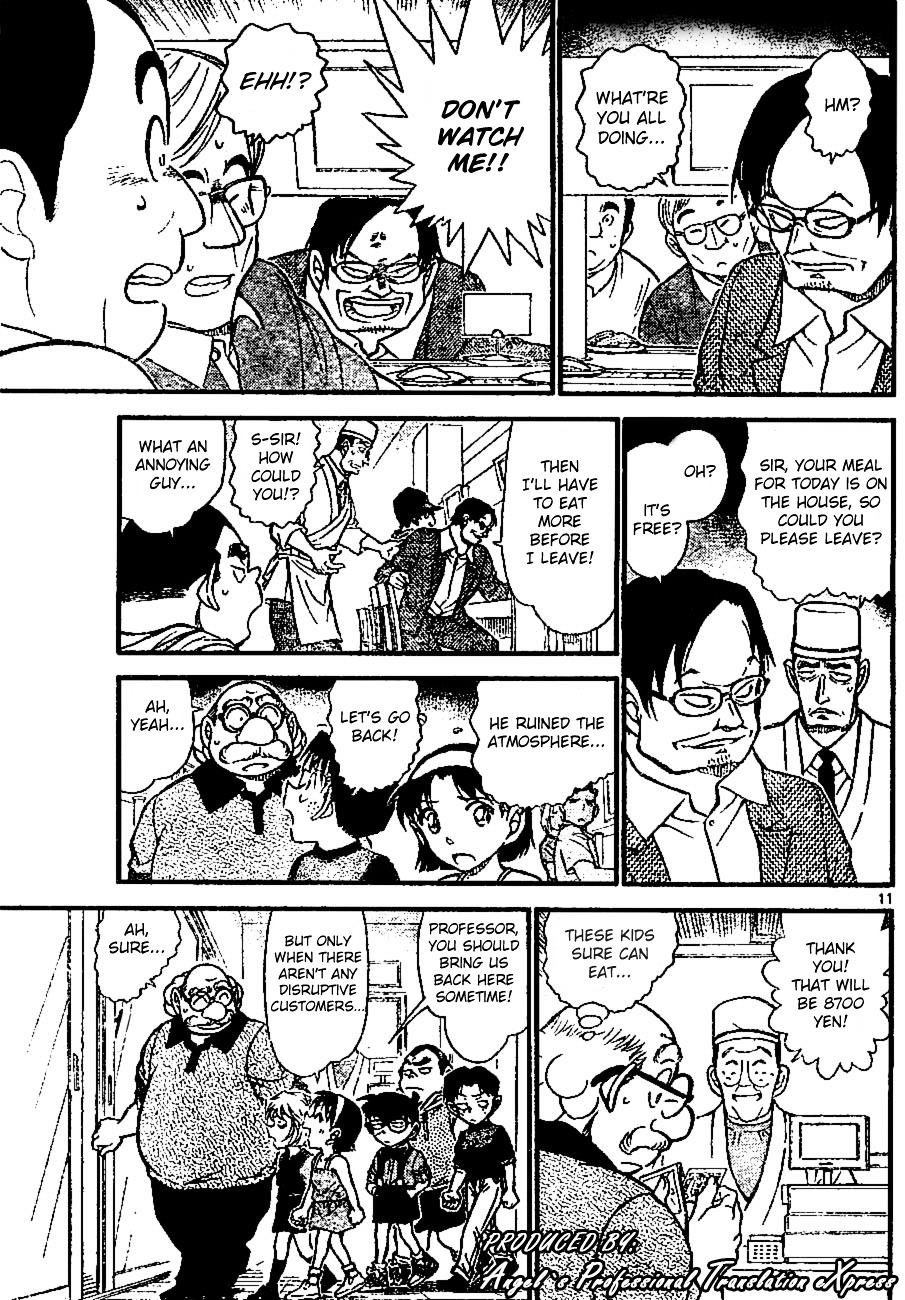 Detective Conan Chapter 655  Online Free Manga Read Image 11