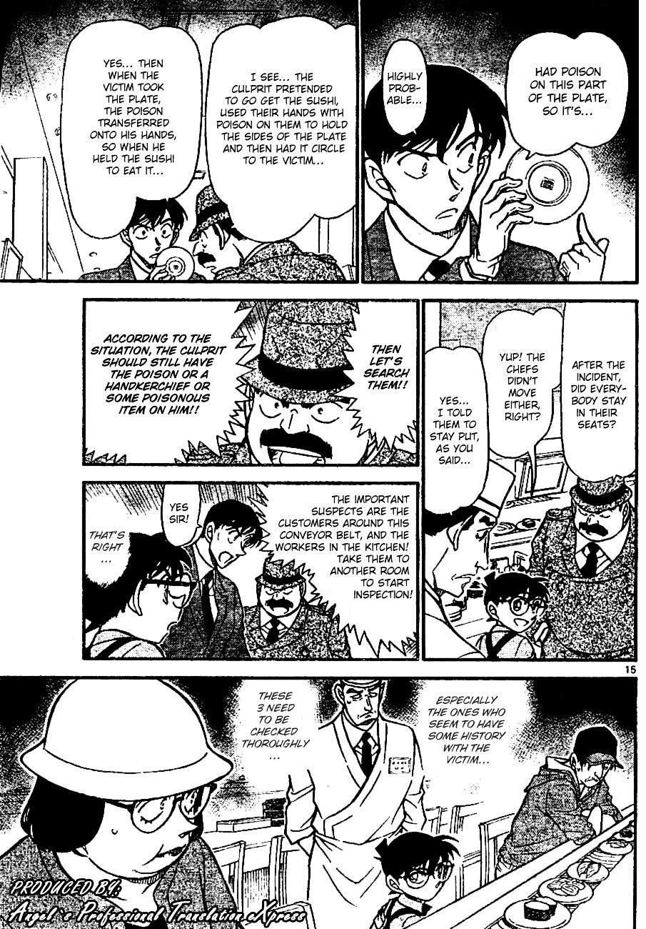 Detective Conan Chapter 655  Online Free Manga Read Image 15
