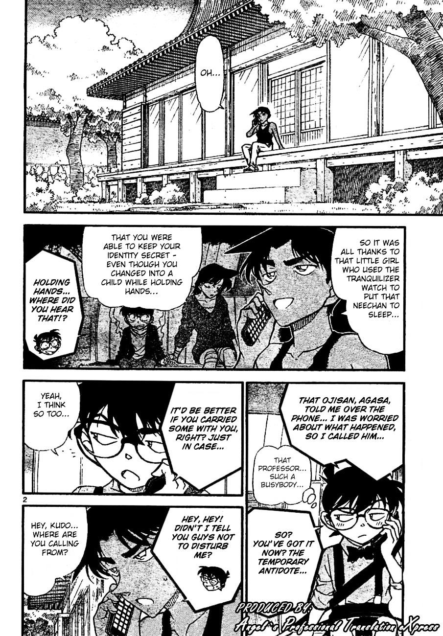 Detective Conan Chapter 655  Online Free Manga Read Image 2