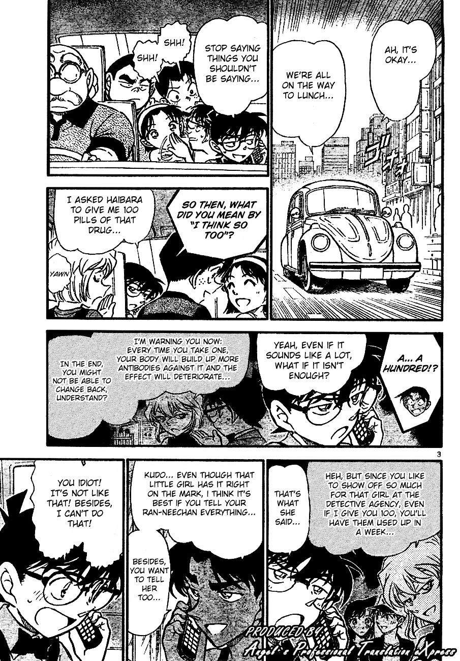 Detective Conan Chapter 655  Online Free Manga Read Image 3