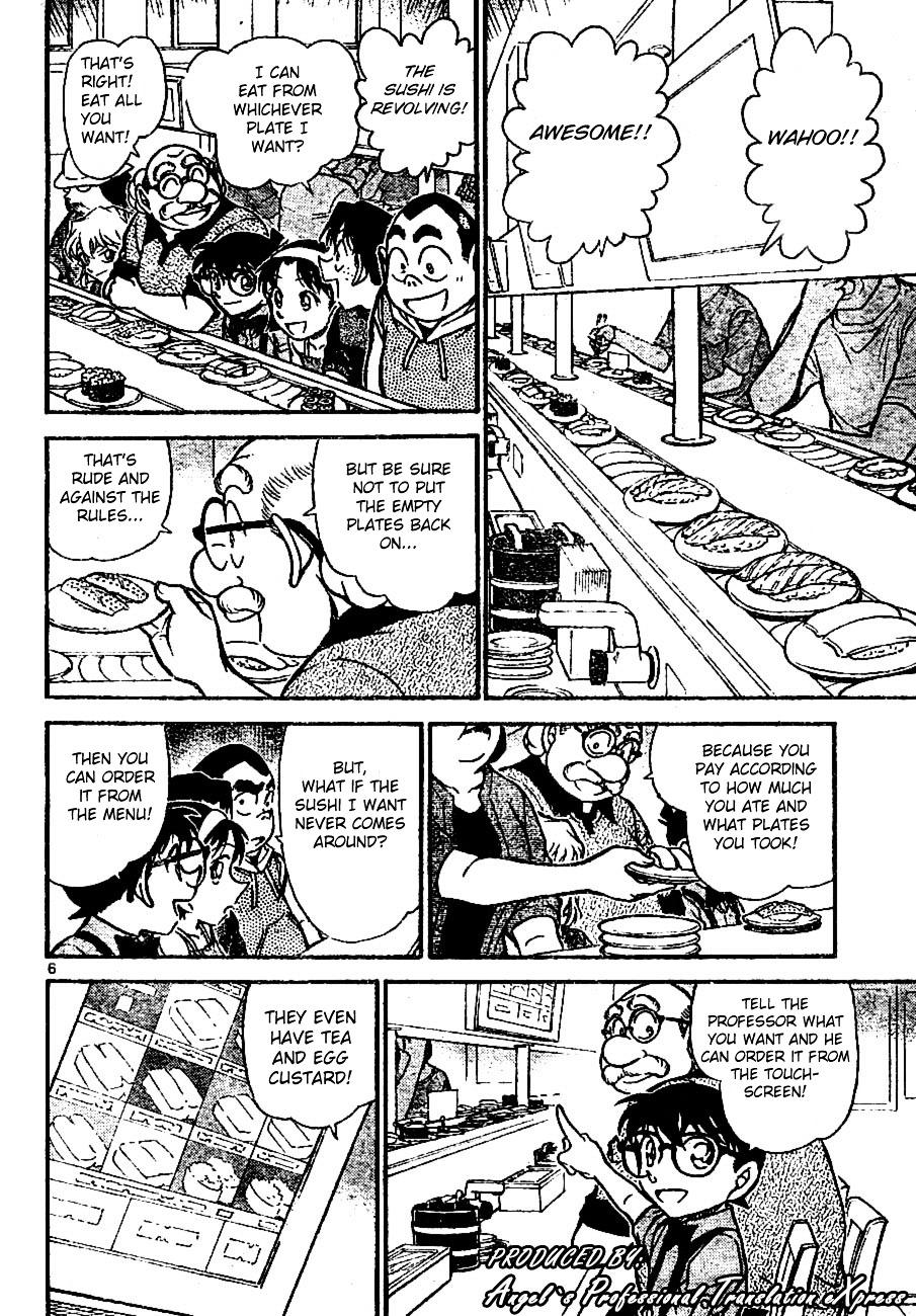 Detective Conan Chapter 655  Online Free Manga Read Image 6